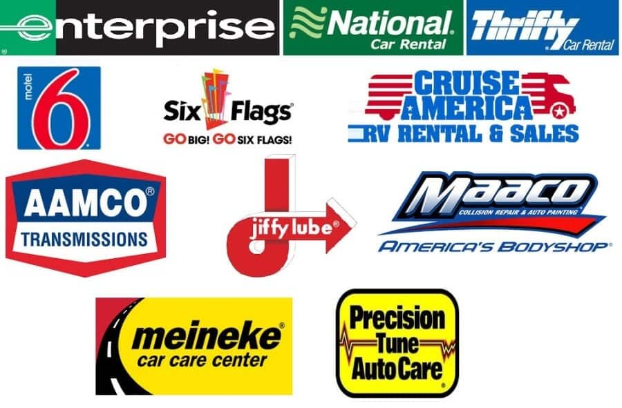 Auto and Travel discounts from Best Roadside Service roadside assistance plans