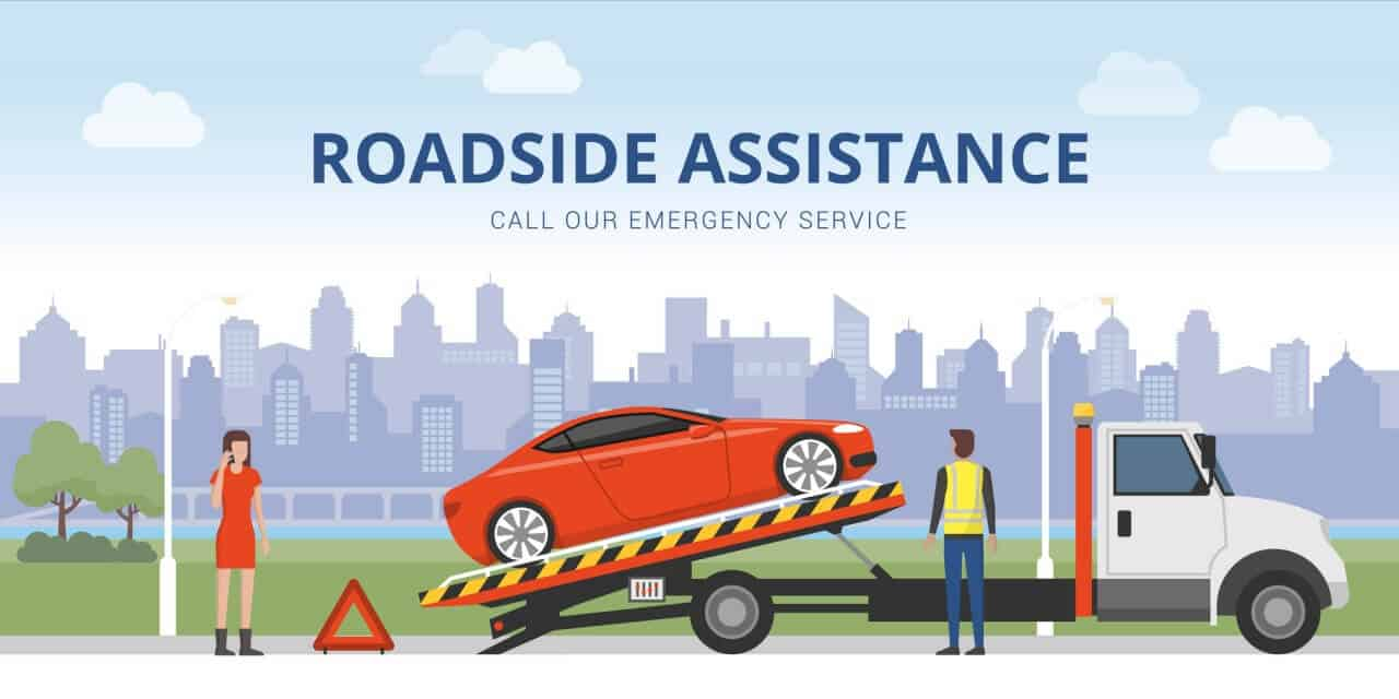 Emergency Roadside Service >> Roadside Assistance Coverage Commercial Towing Plan